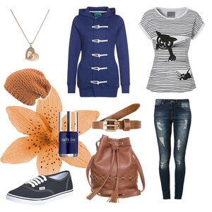 Outfit Schlicht von Ivania91