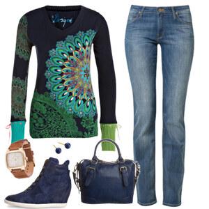 Outfit Blue  von novo81