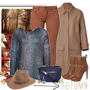 Outfit autumn von Ania Sz