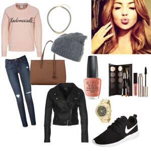 Outfit Einfaches,bequemes Outfit von YAS MINA