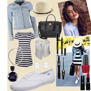 Outfit Streifenlook <3 von YAS MINA