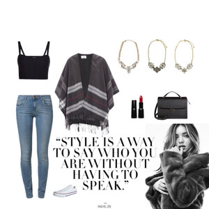 Outfit Colliers von Anjasylvia ♥