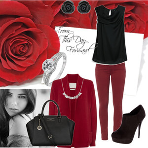 Outfit I will always love you von Claudia Giese