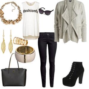 Outfit Wisst ihr von Taagriid Paah