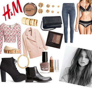 Outfit Only H&M Look von YAS MINA