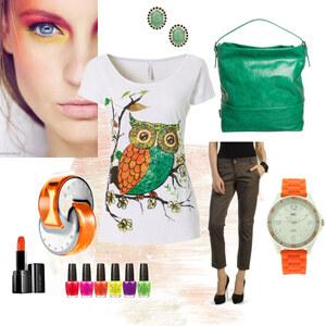 Outfit UHU von Alisa Lillifee