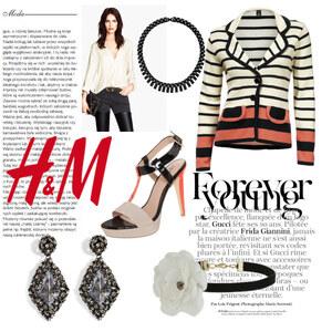 Outfit H&M von Alisa Lillifee