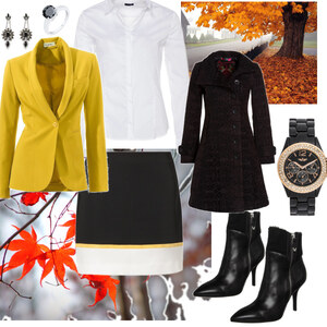 Outfit Herbsanfang von Alisa Lillifee