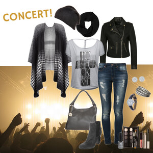Outfit go to concert! von Natalie