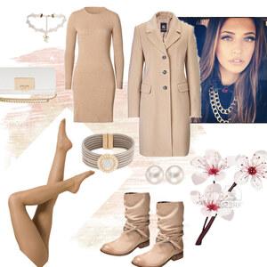 Outfit Ton in Ton von Alisa Lillifee
