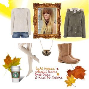 Outfit Schick in den Herbst von MEW