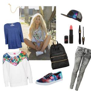 Outfit Schatzis favourite Look <3 von YAS MINA