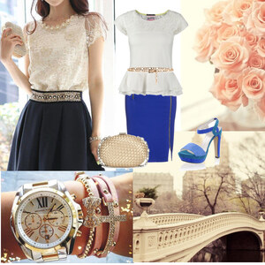 Outfit Isabelle von Claudia Giese