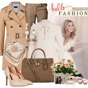 Outfit let it be von Justine