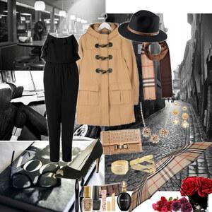 Outfit elegant with jumpsuit von Natalie