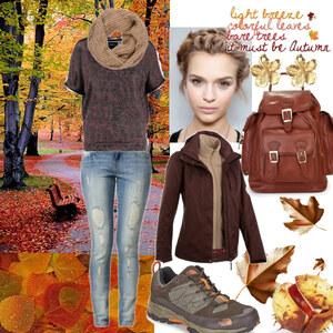 Outfit Waldausflug von Claudia Giese