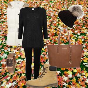 Outfit Herbst-Outfit für die Schule :) von nicole.pfeiffer15