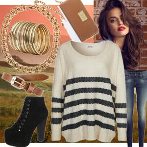 Outfit Brown von Lisa Bunzel