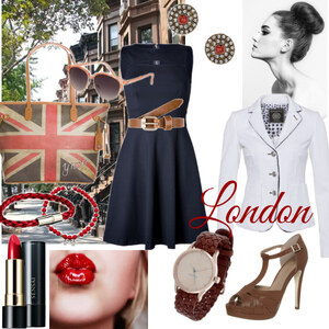 Outfit Hello London von Claudia Giese