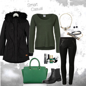 Outfit smart casual von Natalie
