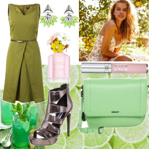 Outfit green von Claudia Giese
