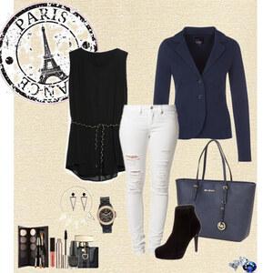Outfit elegant with esprit von Natalie