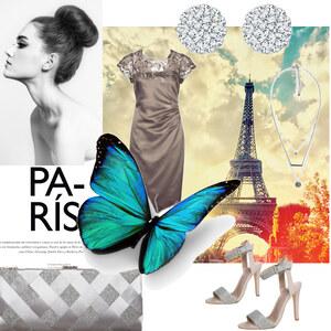 Outfit Paris von Alisa Lillifee