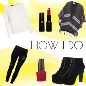 Outfit How I do  von Katinka