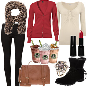 Outfit warm coffee at cold days von moonchild