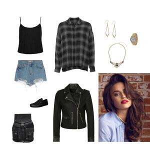 Outfit Grunge von Anjasylvia ♥