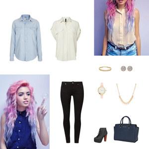 Outfit Easy von Anjasylvia ♥