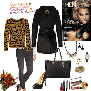 Outfit luxurious autumn  von Natalie