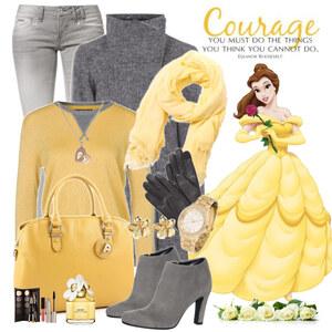 Outfit Courage von Justine