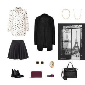 Outfit Paris Look von Anjasylvia ♥