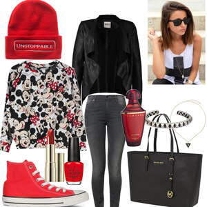 Outfit cooler pullover <3 von YAS MINA
