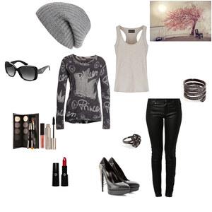 Outfit Rockin´Autumn von Simone