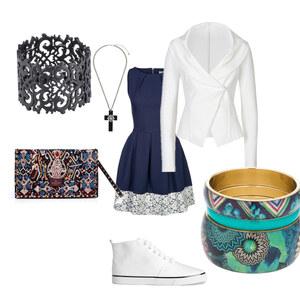 Outfit FUN von Madalina Puri