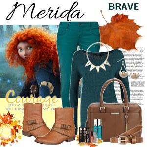 Outfit MERIDA von Justine