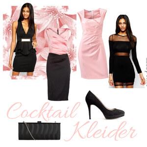 Outfit Cocktail Kleider von Alisa Lillifee