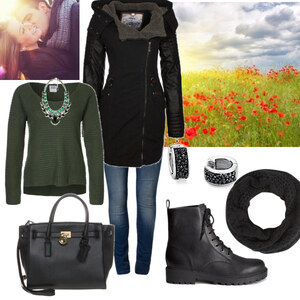 Outfit carry von Claudia Giese