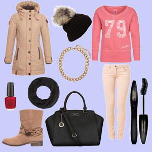 Outfit Der Winter kommt von Muffin