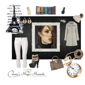 Outfit Winter in Paris <3 von Melanie Bach
