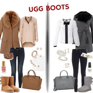 Outfit UGG Boots von Natalie