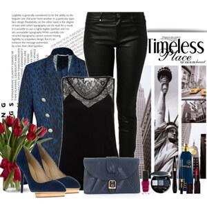 Outfit timeless von Ania Sz