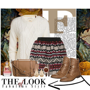 Outfit the look von Ania Sz
