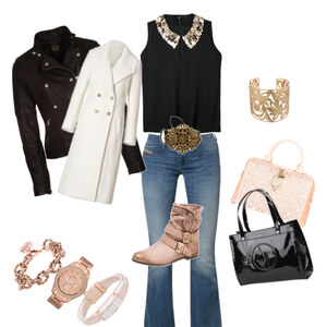 Outfit Shopping-Look von Tanja Dreyer Brock