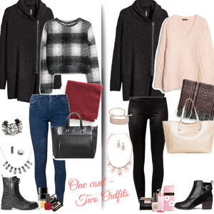 Outfit One coat - two outfits von Natalie