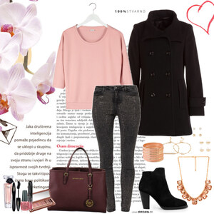 Outfit classic and schick von Natalie