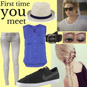 Outfit first time you meet von Lisa Bunzel