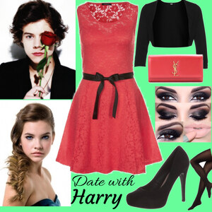 Outfit date with harry von Lisa Bunzel